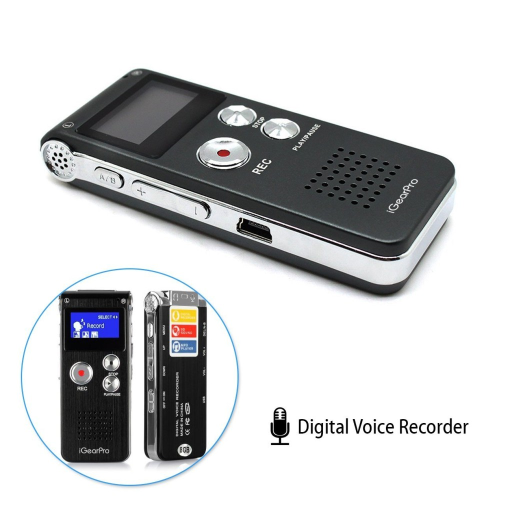 top 8 best digital voice recorders in 2015 reviews. Black Bedroom Furniture Sets. Home Design Ideas