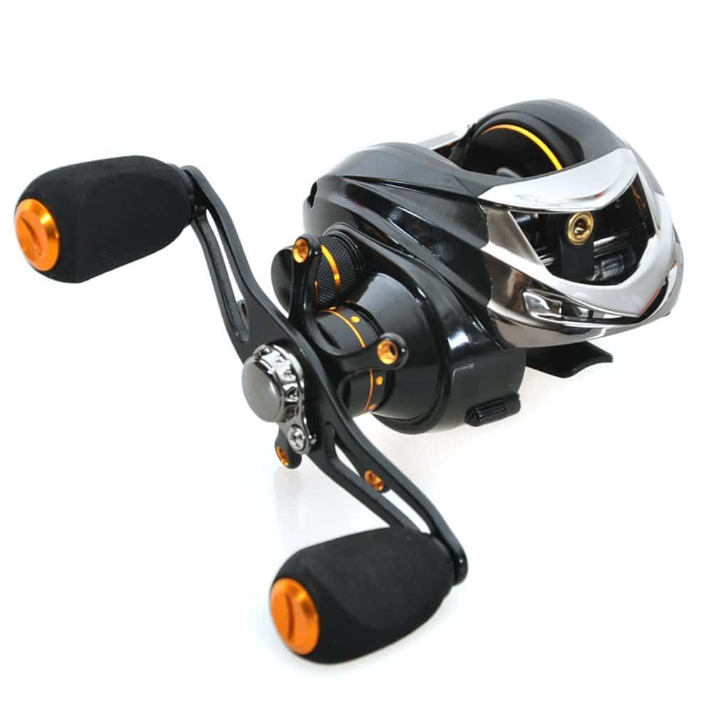Top 10 best baitcasting fishing reels in 2015 reviews us2 for How to reel in a fish