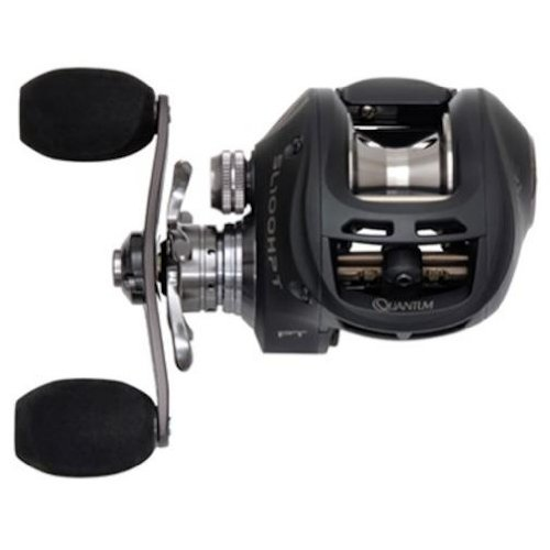 Quantum Fishing Smoke PT 9BB Right Fishing Reel