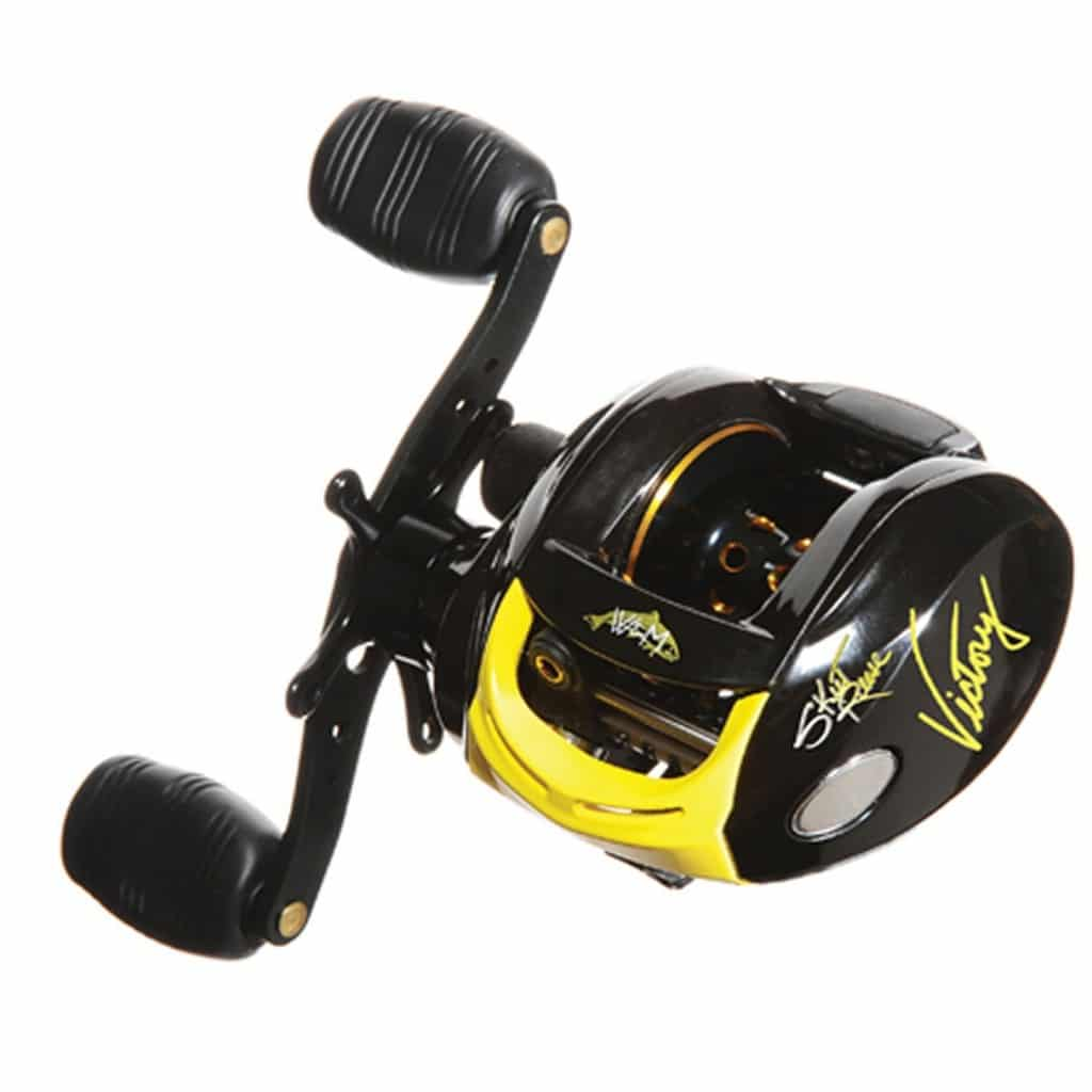 Top 10 Best Baitcasting Fishing Reels In 2018 Reviews
