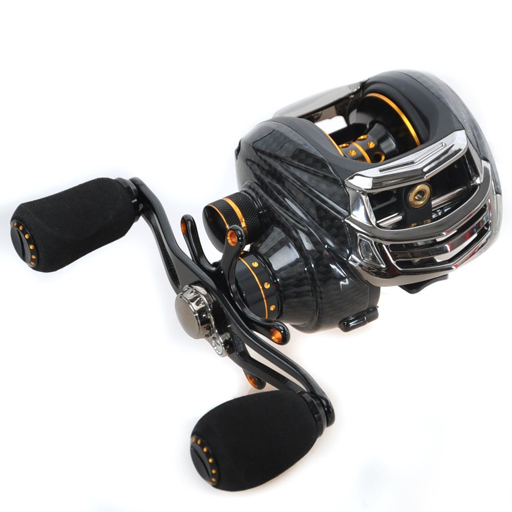 Piscifun 7.3oz Right Handed Baitcasting Fishing Reel