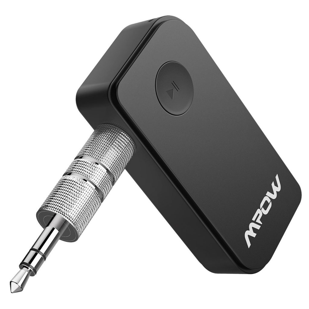 Mpow Bluetooth Receiver Streambot Wireless Car Kit