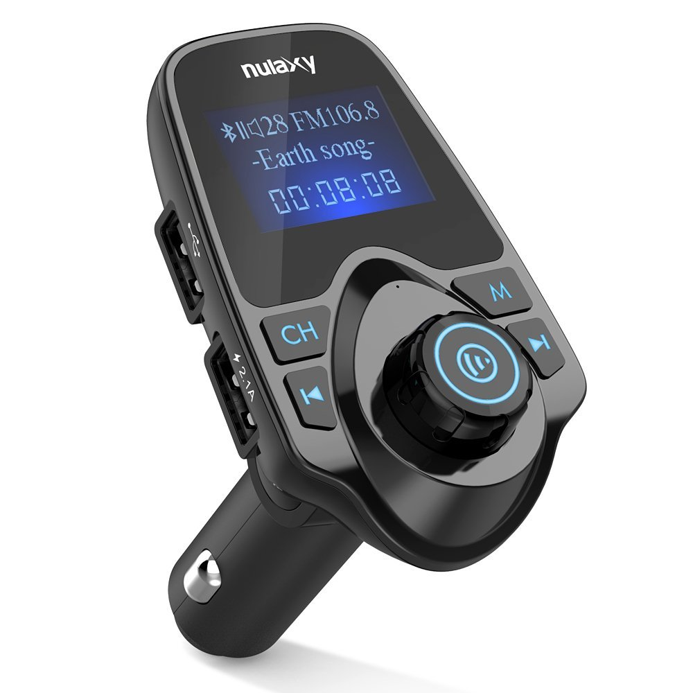 Nulaxy Wireless Bluetooth Transmitter