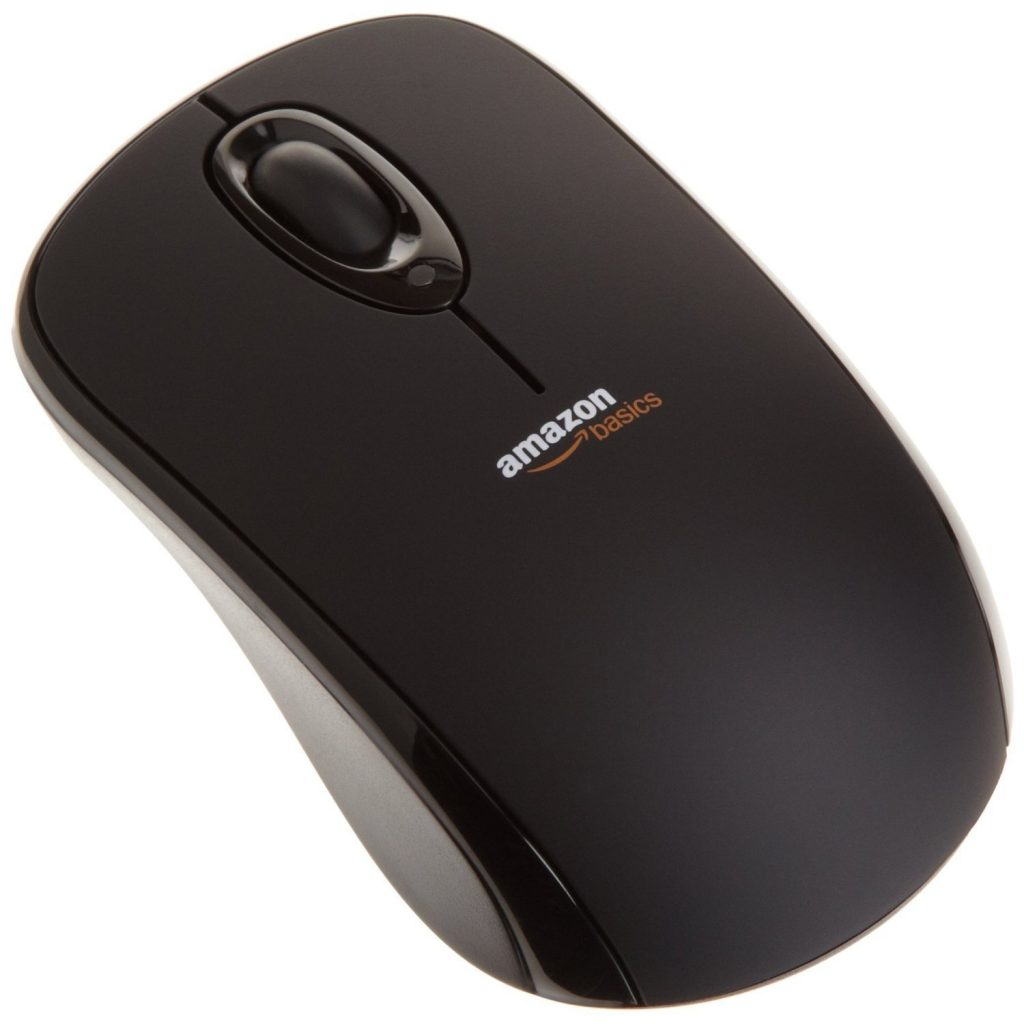 AmazonBasics Wireless Mouse