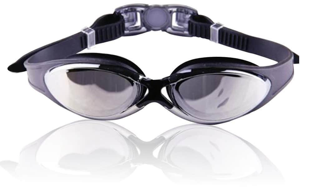 U-FIT Best Rated Performance Swim Goggles