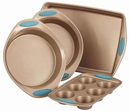 Rachael Ray Cucina 4-Piece Bakeware Set
