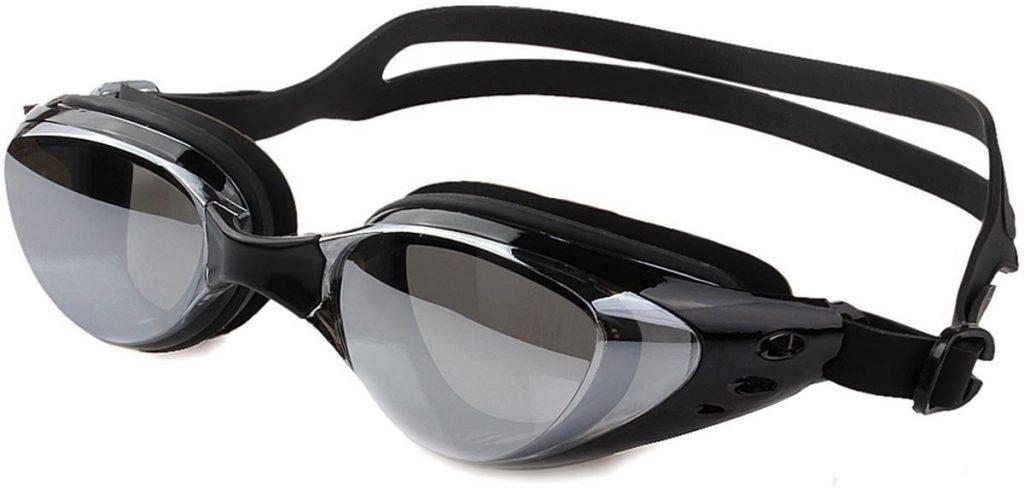 Nsstar Adult Waterproof Anti-fog Uv Protection Swim Goggles for Men Women