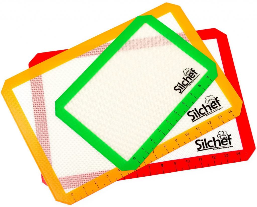 Silchef Professional Silicone Baking Mats
