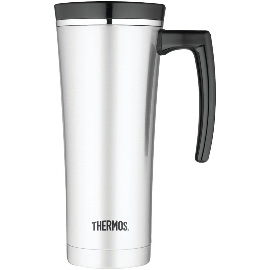 Thermos Stainless Steel Travel Mug  Ounce