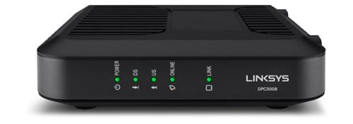 Linksys Advanced DOCSIS 3.0 Cable Modem