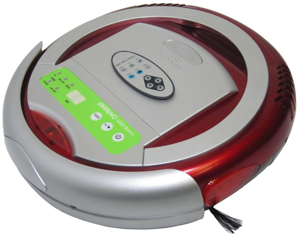 Infinuvo CleanMate QQ-2 BASIC Robotic Vacuum Cleaner