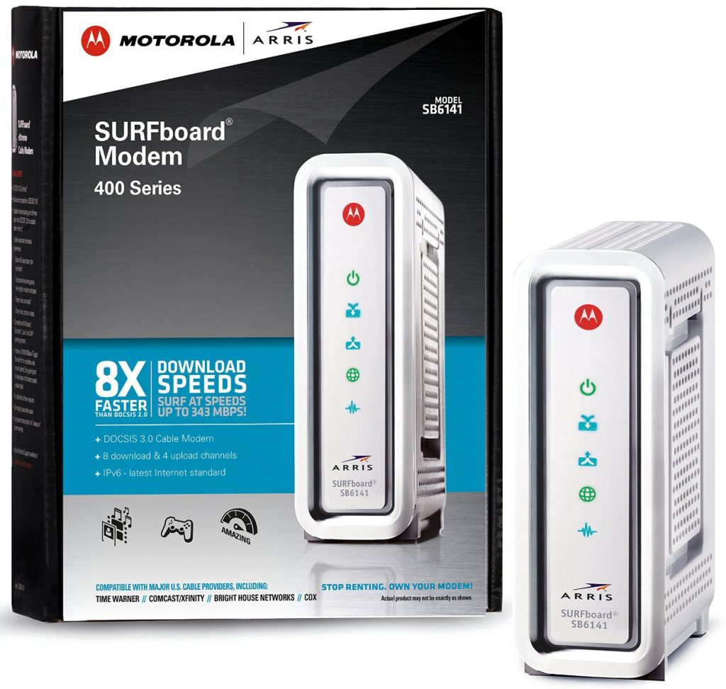 Top 10 Best Cable Modems In 2015 Reviews