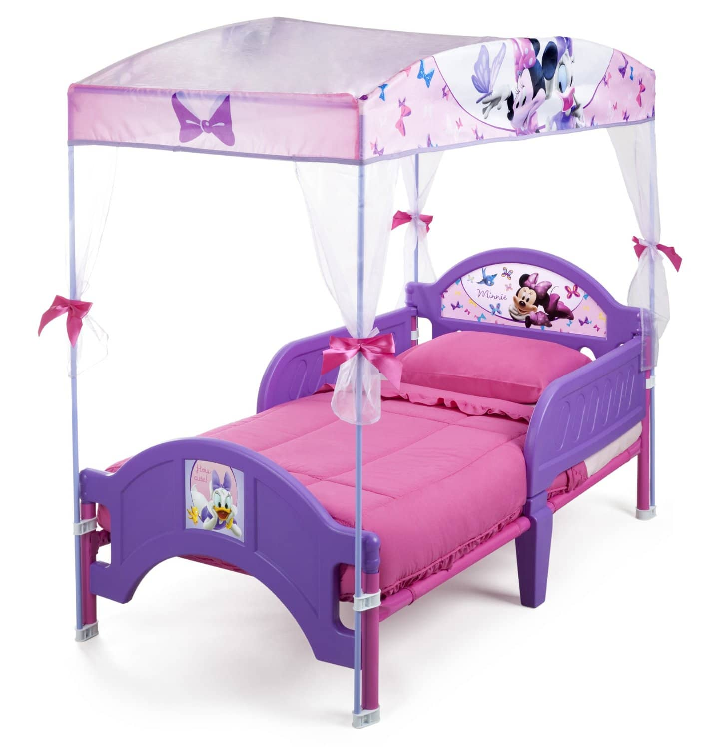 Top 10 best toddler beds in 2015 reviews - Mini mouse bedroom ...