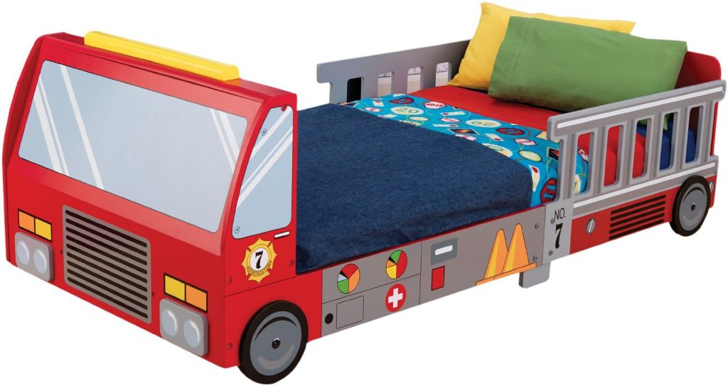 Top 10 best toddler beds in 2015 reviews - Ikea fire truck bed ...