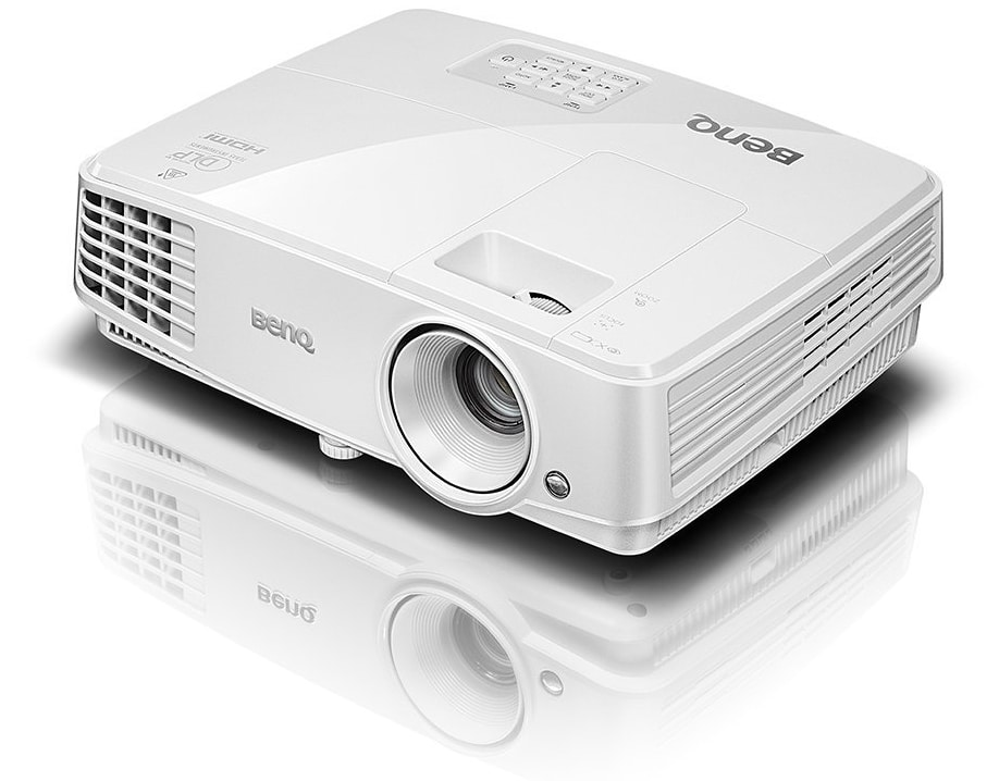 BenQ MS524 SVGA 3200 Lumens 3D Ready Projector with HDMI 1.4A