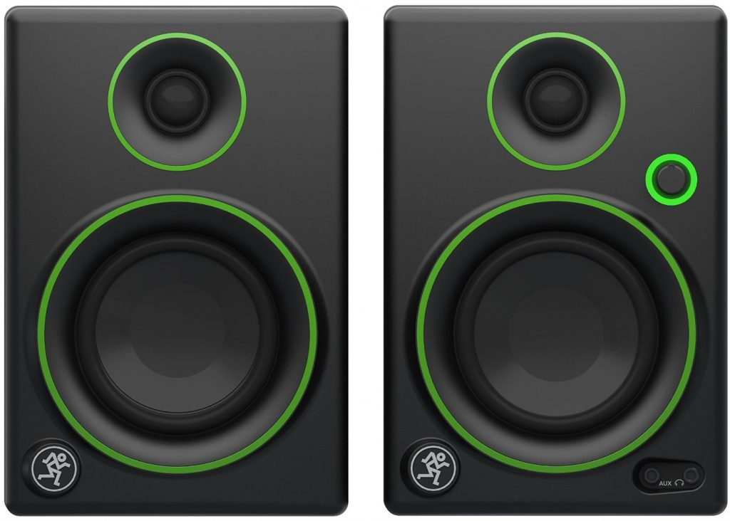 "Mackie CR Series CR3 - 3"" Creative Reference Multimedia Monitors (Pair)"