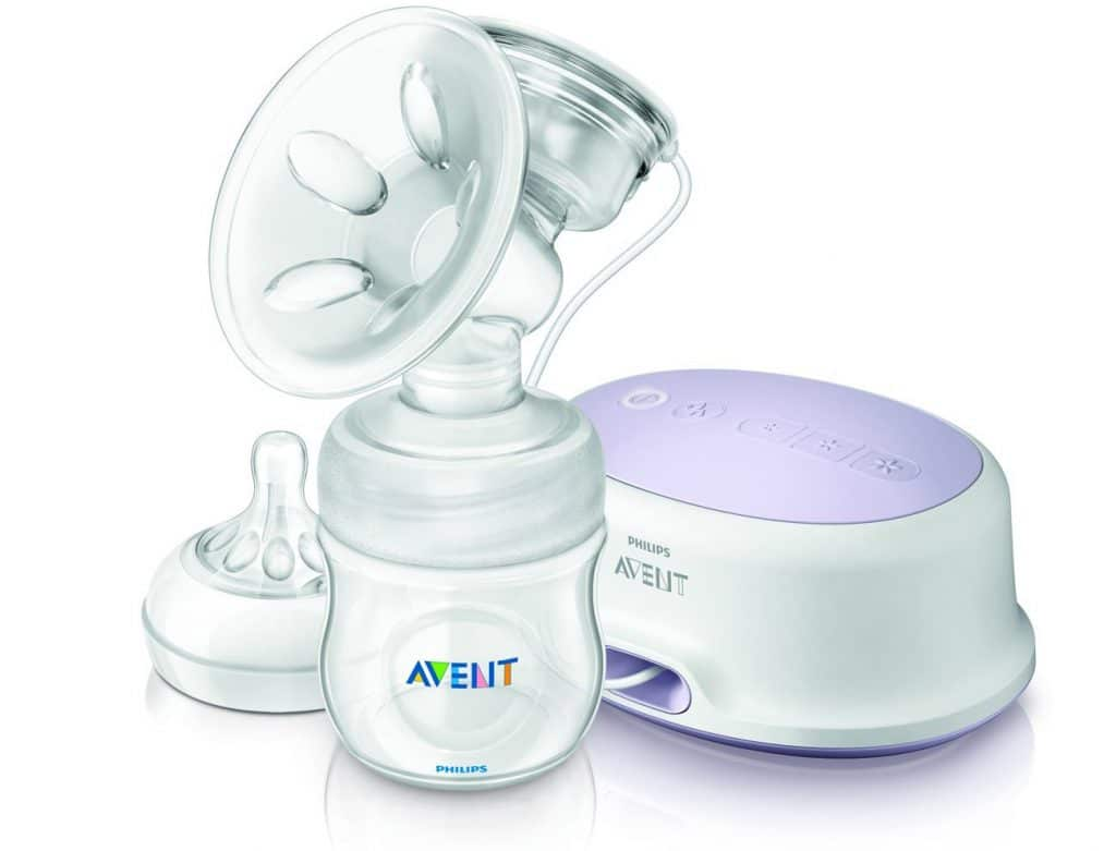 Philips AVENT Single Electric Comfort Breast Pump
