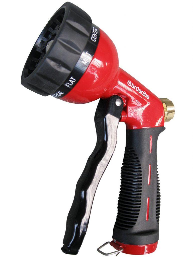 Garden Hose Nozzle or Hand Sprayer
