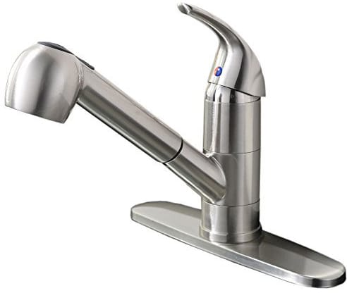 Top 10 best kitchen faucets reviewed in 2016 for Best faucet for kitchen sink