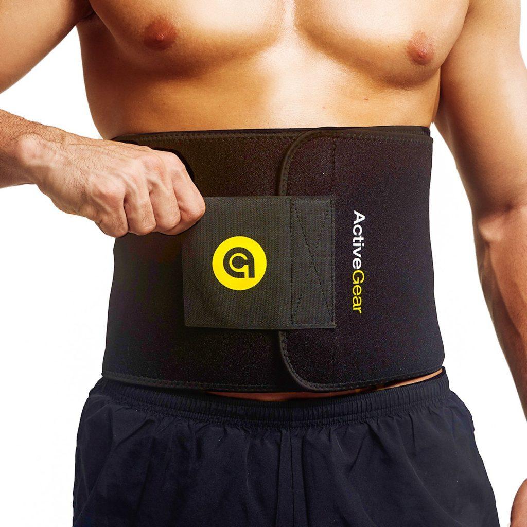 ActiveGear Premium Waist Trimmer Belt