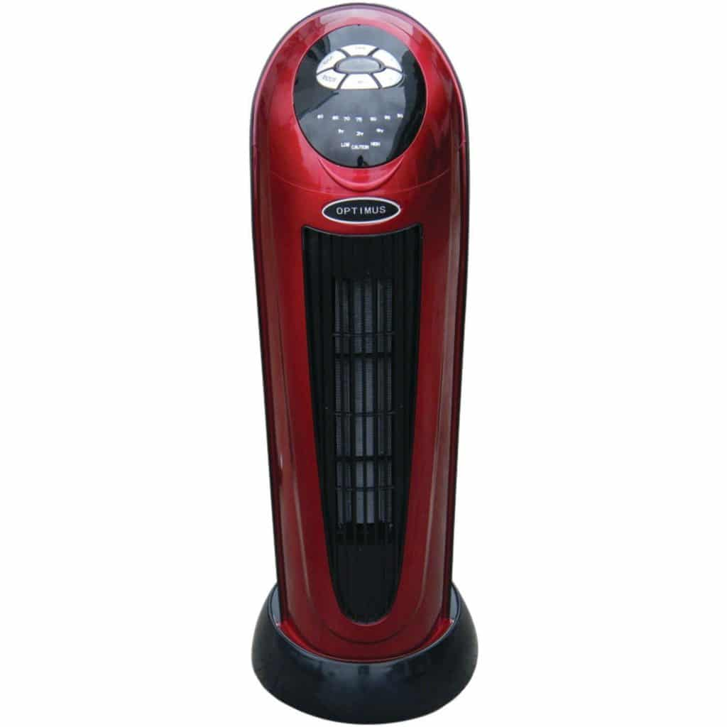 Tower heaters