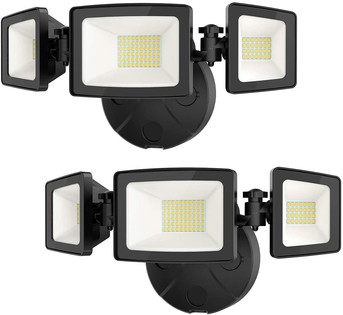 Onforu 2 Pack 50W LED Security Light