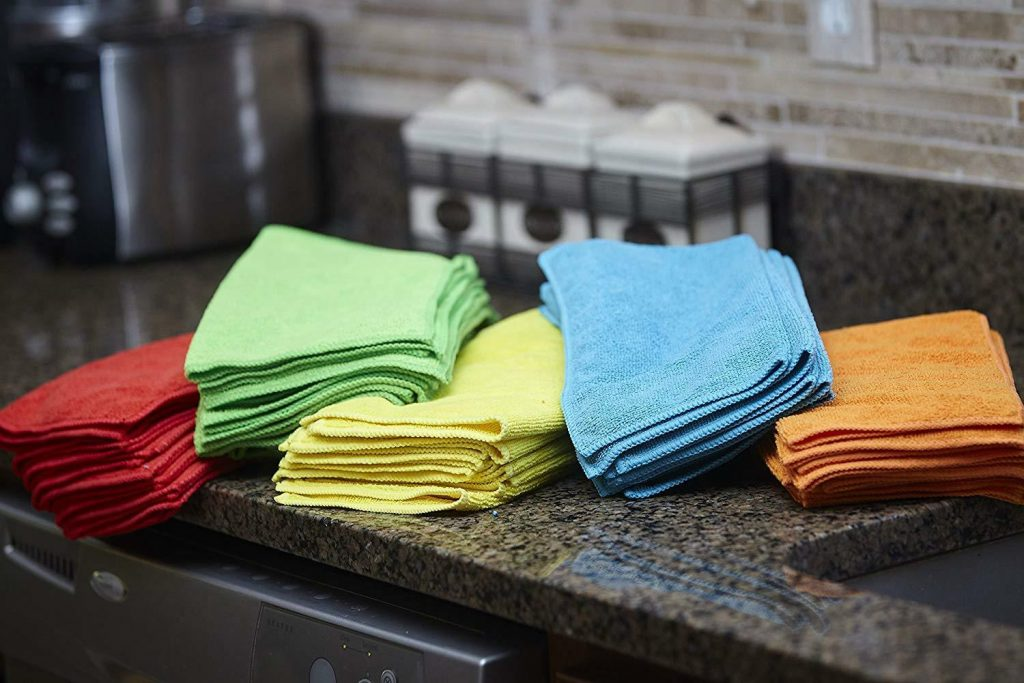 Microfiber Cleaning Cloth/Towel For Cars