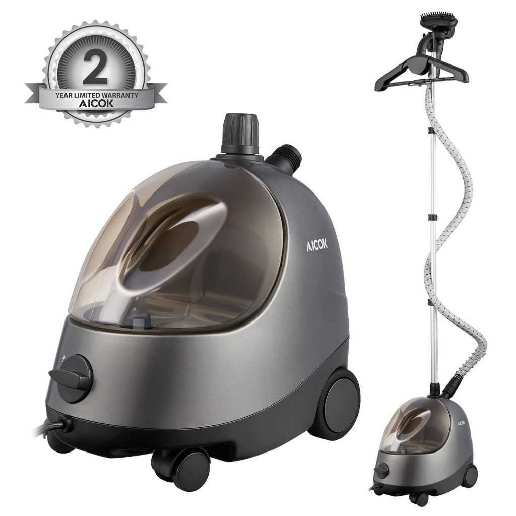 Top 10 Best Fabric Steamer Reviews In 2020- Best Iron Alternatives 3