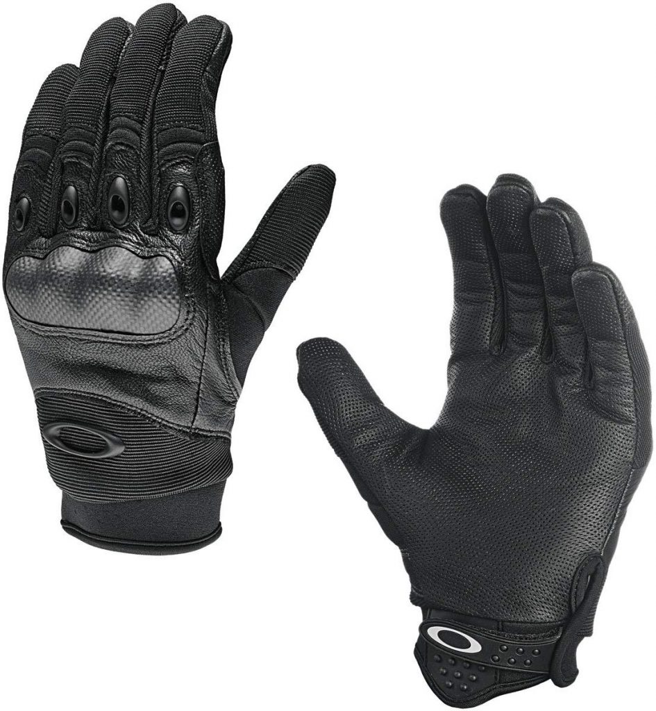 Oakley Mens Factory Pilot Glove