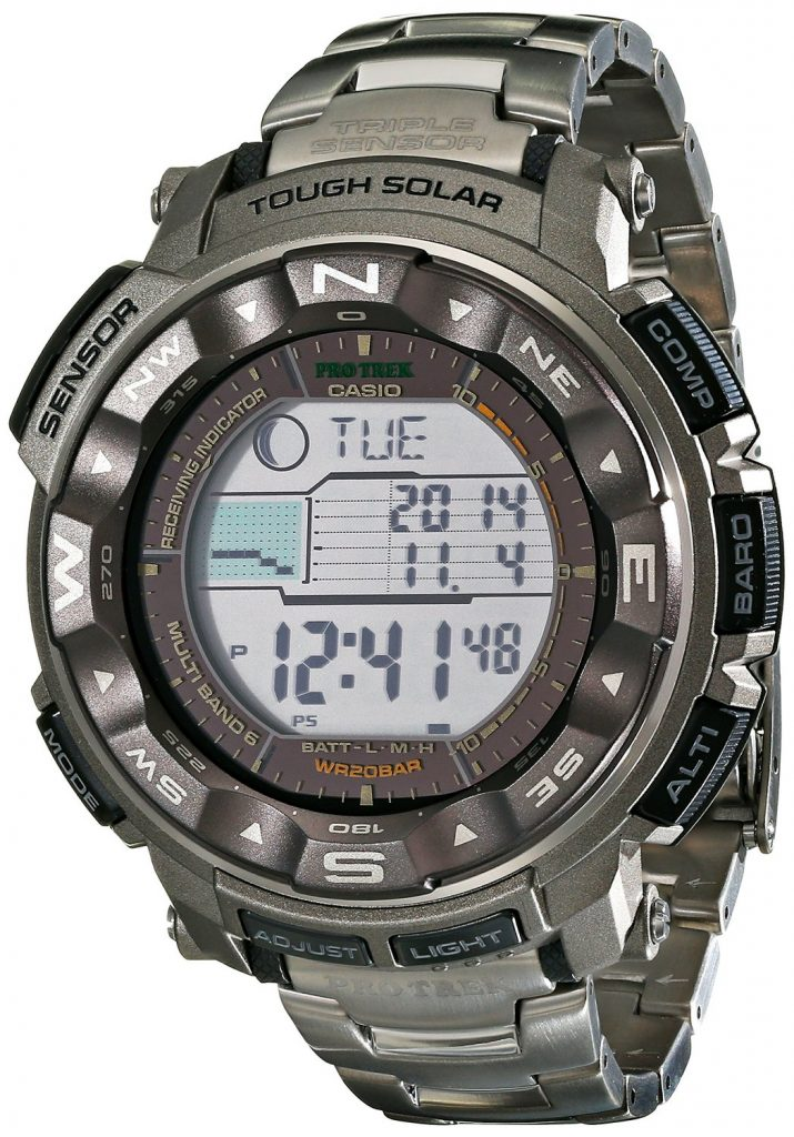 Best Solar Powered Dive Watch