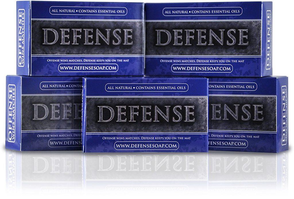 Defense Soap 4 Ounce Bar