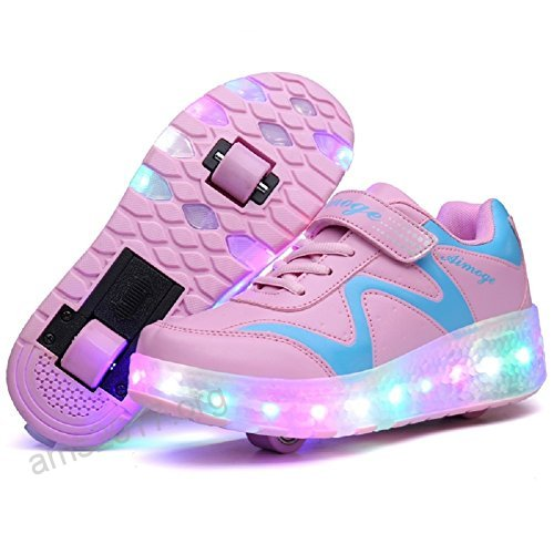 look for online retailer website for discount 10 Best Kids Shoes with Wheels of 2019 [ Review & Guide ]
