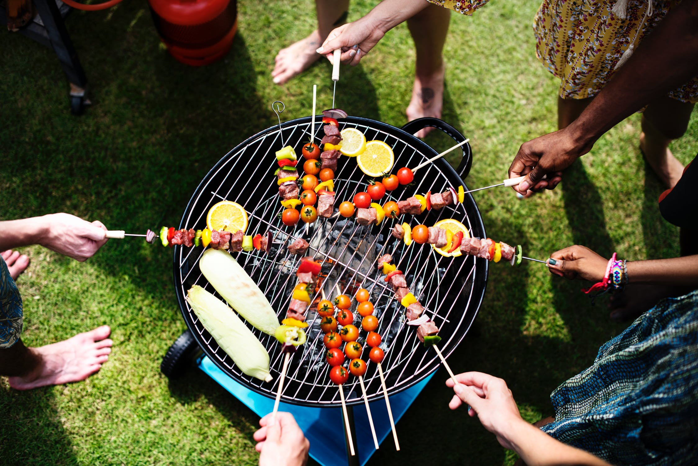 Outdoor Gas Cookers