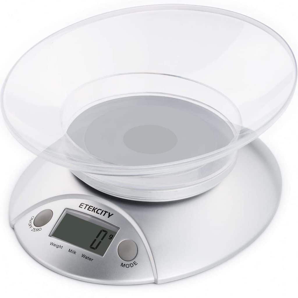 Etekcity Multifunction Weight Scale
