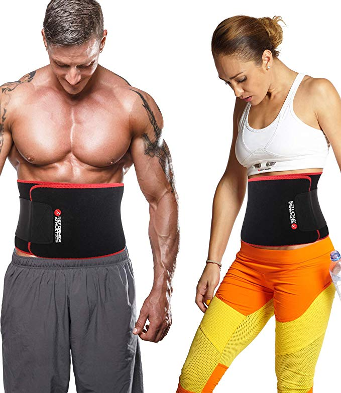 Waist Trimmer Ab Belt for Faster Weight Loss