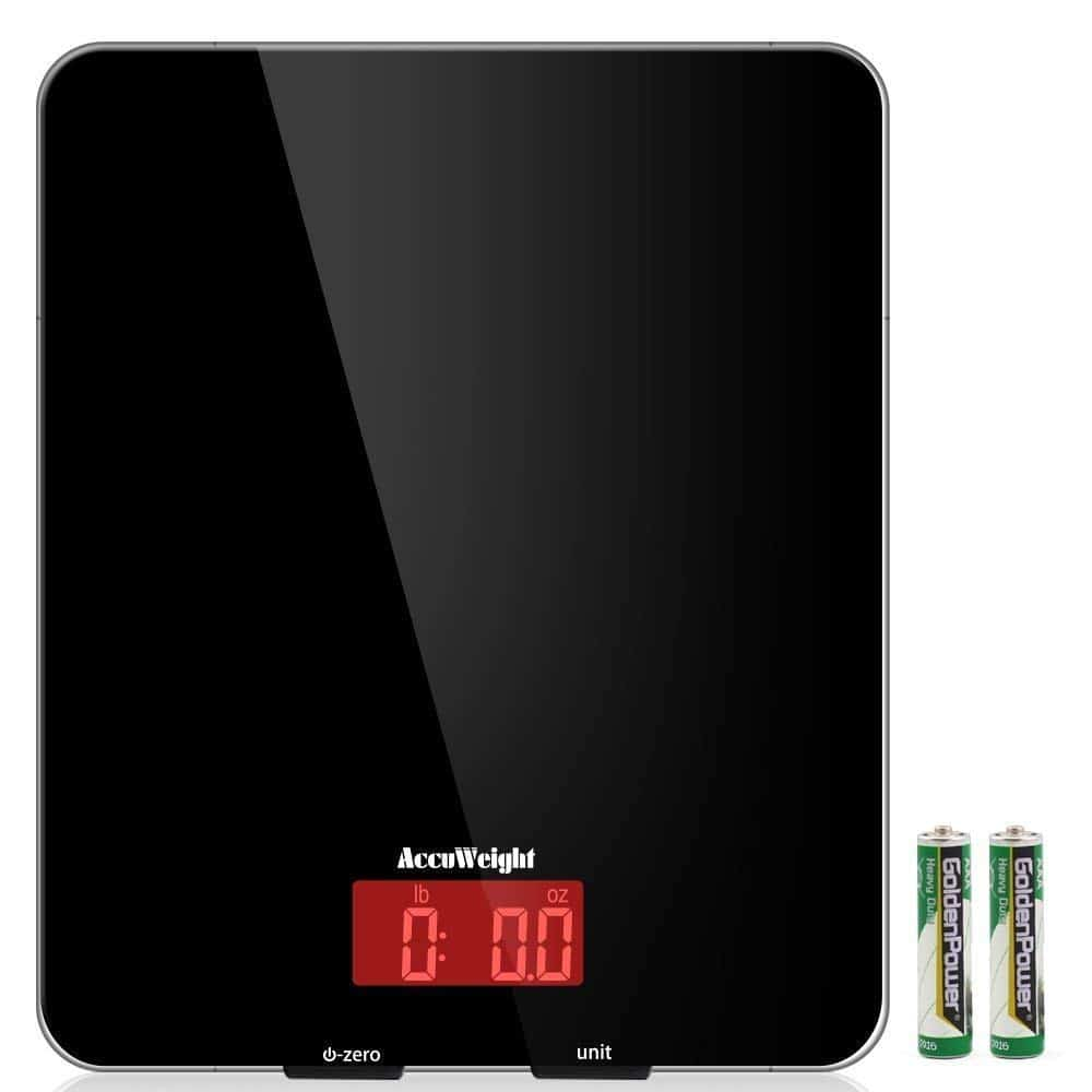 AccuWeight Kitchen Scale