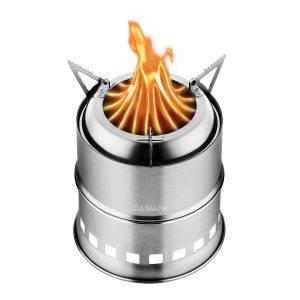 Canway Camping Stove- Compact and Lightweight