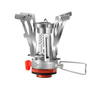 Etekcity Portable Stove- Adjustable control valve