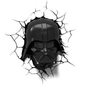 3DLightFX Star Wars Darth Vader Helmet