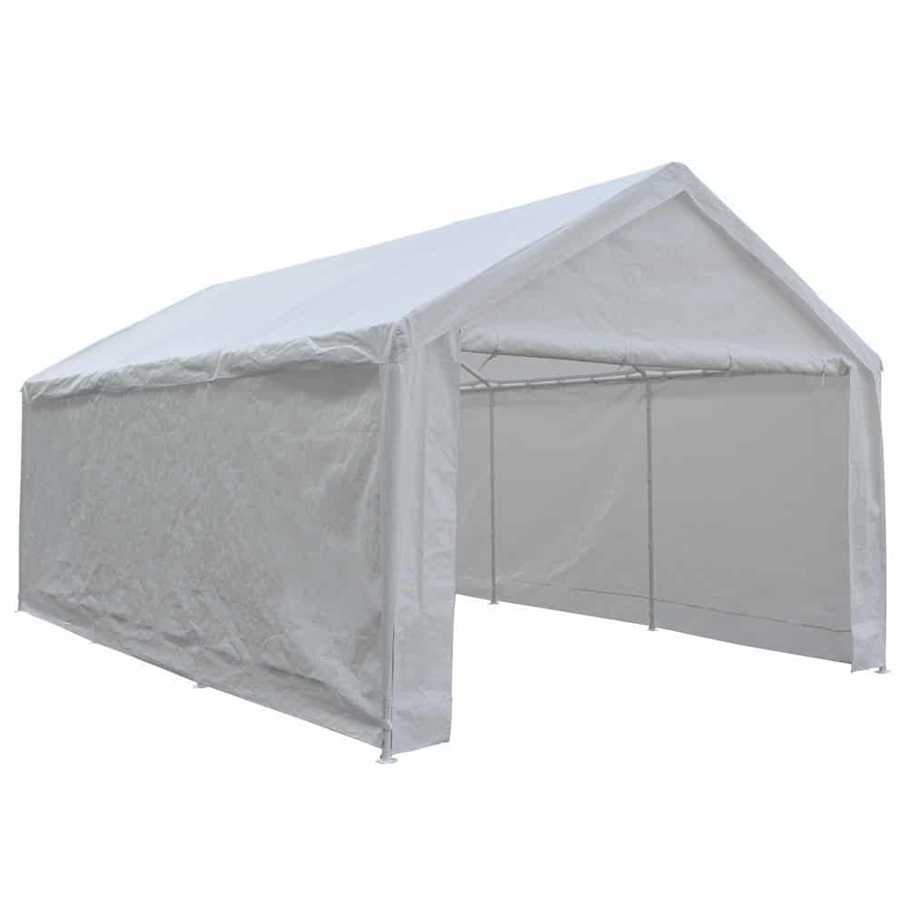 Abba Patio Car Canopy Shelter