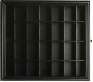 Asher Amada Shot Glass Display Case