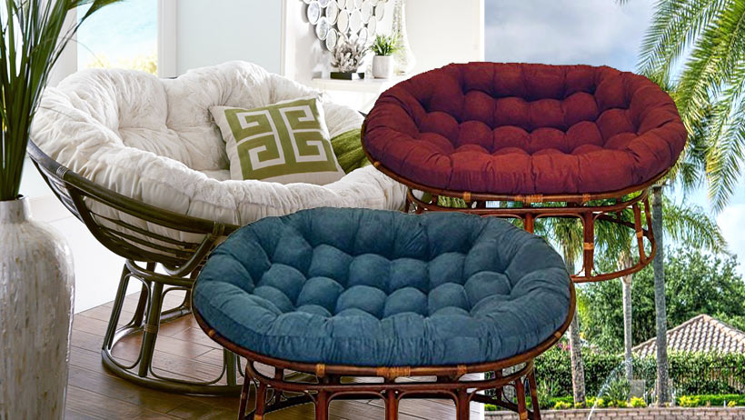 Best Double Papasan Cushion