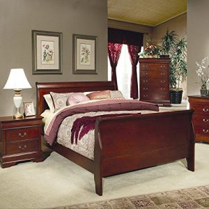 Coaster Home Furnishings Sleigh Bed