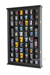 Display Gifts Shot Glass Display Case