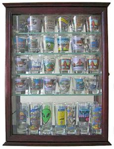 Best Shot Glass Display Cases Review In 2020 – [Best Pickups] 1