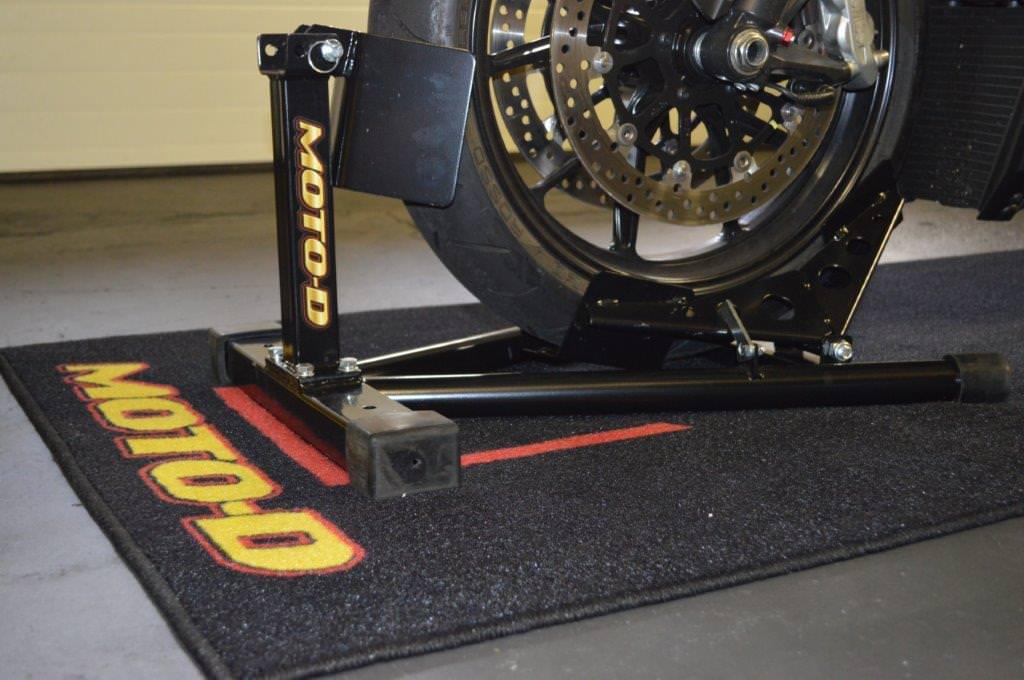 Motorcycle Wheel Chocks
