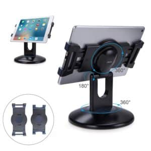 AboveTEK Retail Kiosk iPad Stand