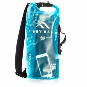 Acrodo Dry Bag Transparent & Waterproof