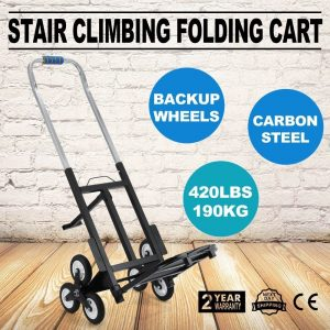 Alien Tech Stair Climbing Cart