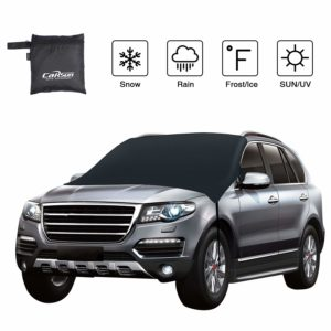 Carsun Car Windshield Snow Cover Sun Shade
